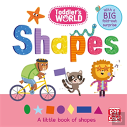 Bertrand.pt - Toddler'S World: Shapes