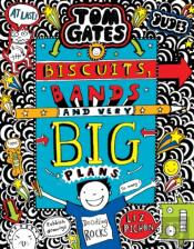 Tom Gates: Biscuits, Bands And Very Big