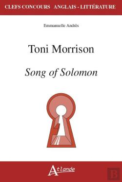 Bertrand.pt - Toni Morrison. Song Of Solomon
