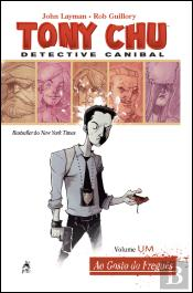Tony CHU Detective Canibal vol. 1
