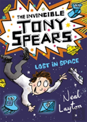 Tony Spears: The Invincible Tony Spears: Lost In Space
