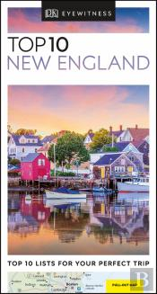 Top 10 Travel Guides - New England