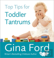 Top Tips For Toddler Tantrums