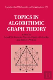 Topics In Algorithmic Graph Theory