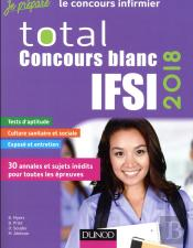 Total Concours Blancs  Isfi 2018