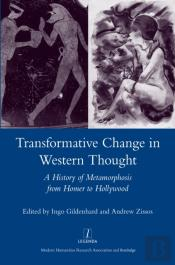 Transformative Change In Western Thought