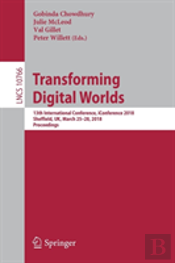 Transforming Digital Worlds