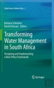 Transforming Water Management In South A