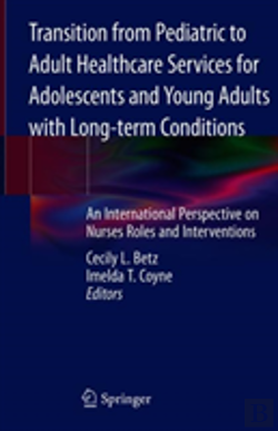 Bertrand.pt - Transition From Pediatric To Adult Healthcare Services For Adolescents And Young Adults With Long-Term Conditions
