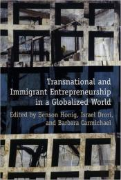 Transnational & Immigrant Entrepreneurship In A Globalized World