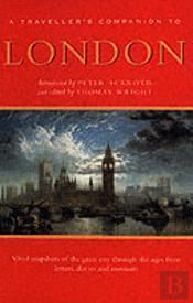 Traveller'S Companion To London