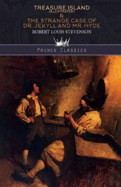 Bertrand.pt - Treasure Island (Illustrated) & The Strange Case Of Dr. Jekyll And Mr. Hyde