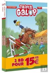 Triple Galop Pack Decouverte T1 - T4