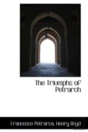 Triumphs Of Petrarch
