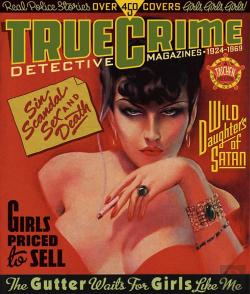 Bertrand.pt - True Crime - Dectetive Magazines (1924-1969)