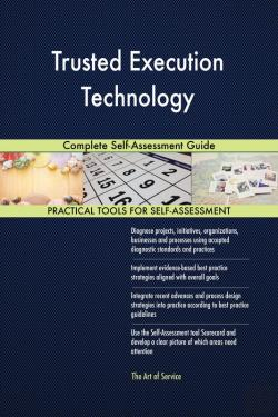 Bertrand.pt - Trusted Execution Technology Complete Self-Assessment Guide