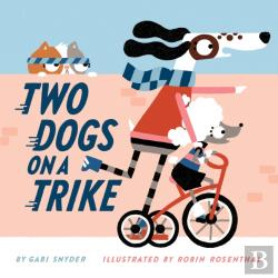 Bertrand.pt - Two Dogs On A Trike