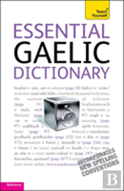 Tys Essential Gaelic Dictionary
