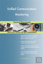 Unified Communications Monitoring Standard Requirements