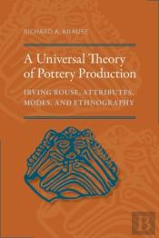 Universal Theory Of Pottery Production