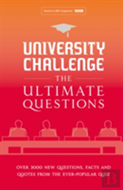 University Challenge: The Ultimate Questions