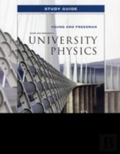 University Physicsstudy Guidechapters 1-20