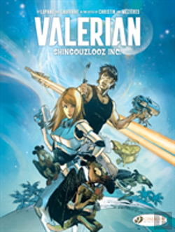 Bertrand.pt - Valerian And Laureline: Shingouzlooz Inc.