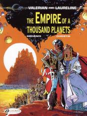 Valerian T.2; Valerian T.2 ; The Empire Of A Thousand Planets