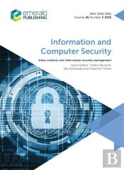 Value Conflicts And Information Security Management