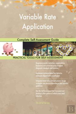 Bertrand.pt - Variable Rate Application Complete Self-Assessment Guide