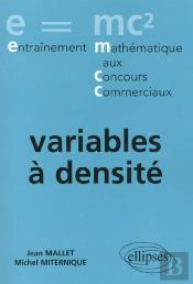 Variables A Densite