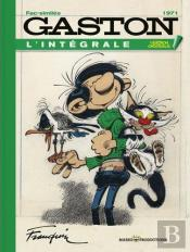 Version Originale T.11 Gaston Vo T11 Annee 1971 - Fs