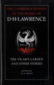 Vicar'S Garden And Other Stories