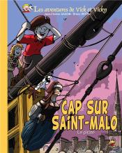 Vick Et Vicky T.23 Cap Sur Saint-Malo - Le Pirate (Version Luxe)