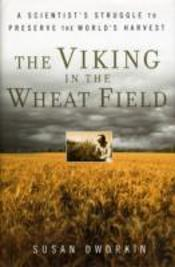 Viking In The Wheat Field
