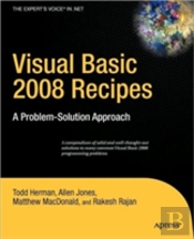 Visual Basic 2008 Recipes - A Problem-Solution Approach