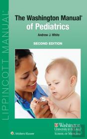 Washington Manual Of Pediatrics