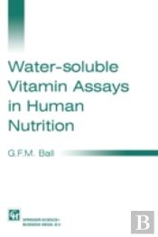 Watersoluble Vitamin Assays In Human Nut