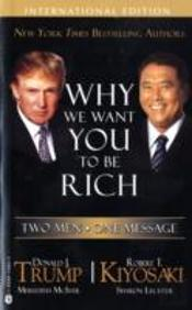 We Want You To Be Rich