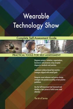 Bertrand.pt - Wearable Technology Show Complete Self-Assessment Guide