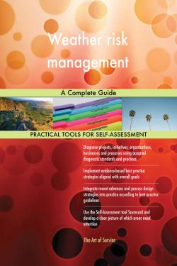 Bertrand.pt - Weather Risk Management A Complete Guide
