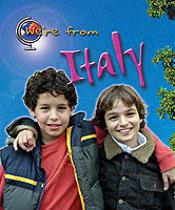 WE'RE FROM ITALY