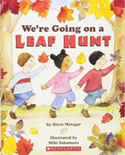 Were Going On A Leaf Hunt
