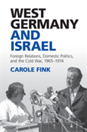 West Germany And Israel