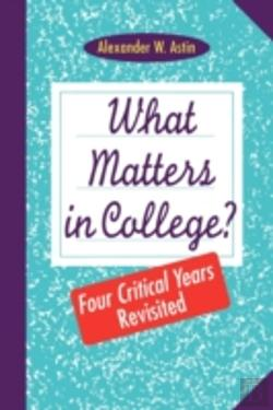 Bertrand.pt - What Matters in College?