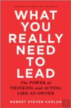 Bertrand.pt - What You Really Need To Lead