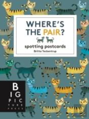 Where'S The Pair? Spotting Postcards