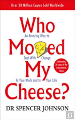 Who moved my cheese spencer johnson livro bertrand bertrand who moved my cheese fandeluxe Image collections
