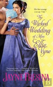 Wicked Wedding Of Miss Ellie Vyne
