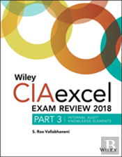 Wiley Ciaexcel Exam Review 2018 Part 3